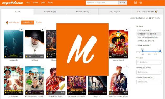 Ver series online desde el móvil: 5 alternativas a Megadede
