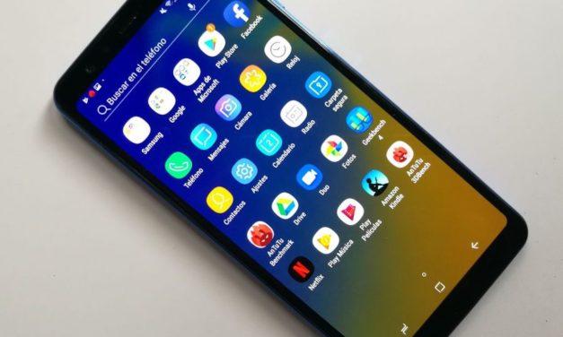 El Samsung Galaxy A7 se actualiza a Android 9 Pie en versión beta