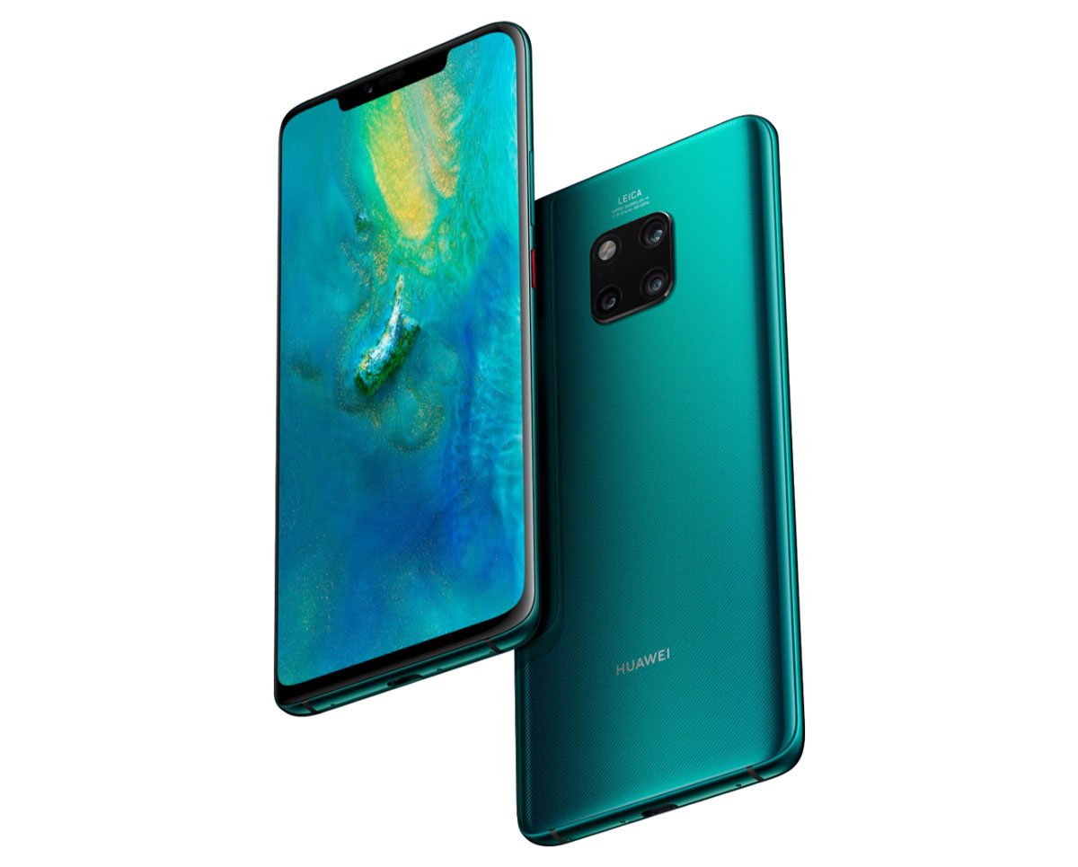 comparativa Honor View 20 vs Huawei Mate 20 Pro final Mate 20 Pro