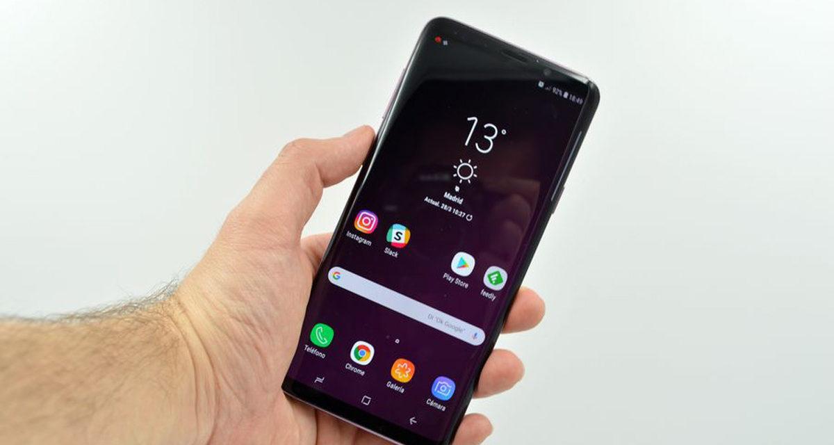 Los Samsung Galaxy S9 y S9+ reciben nuevo parche de seguridad