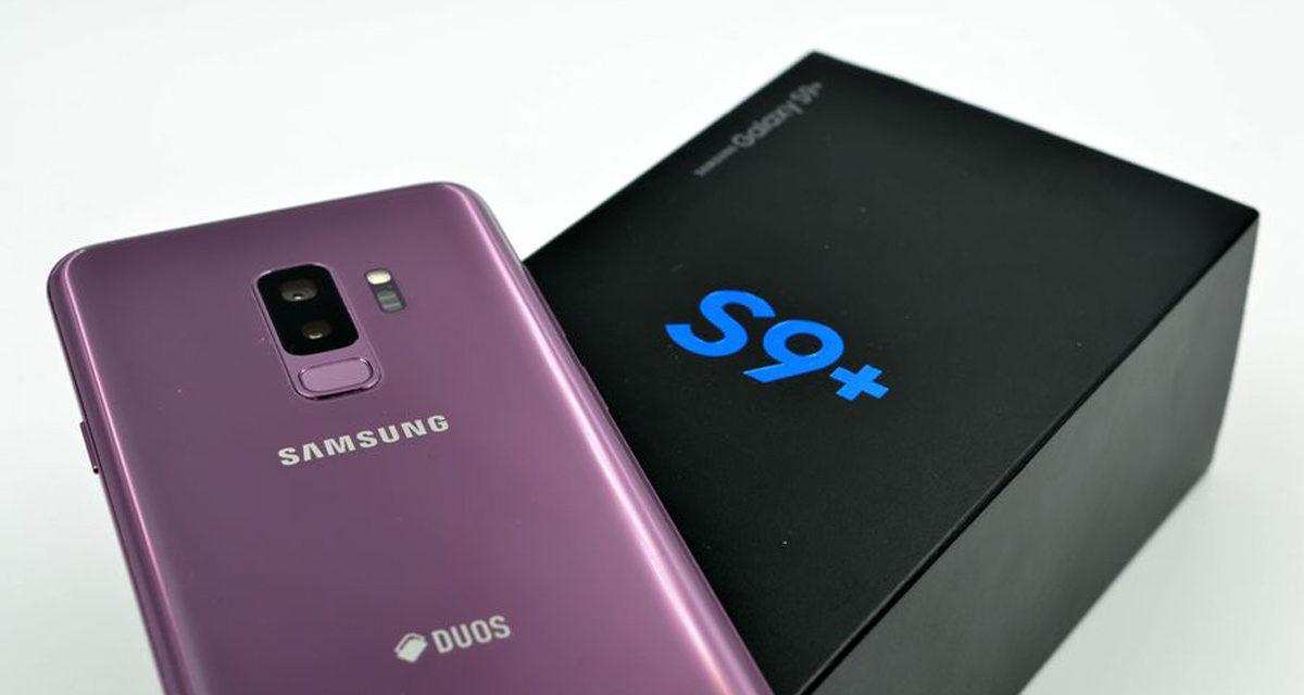Las 5 mejores ofertas para comprar un Samsung Galaxy S9 o Galaxy S9 Plus