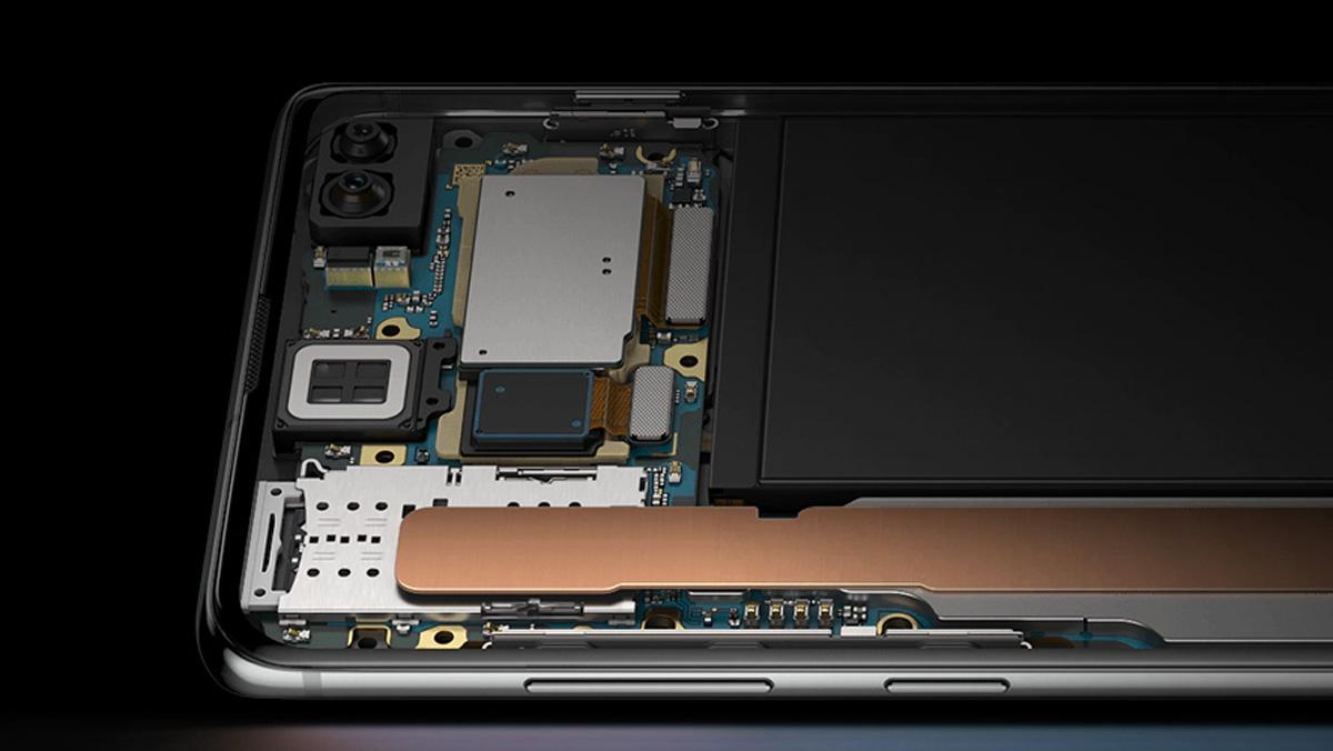 comparativa Samsung Galaxy S10+ vs Samsung Galaxy S9+ procesador S10