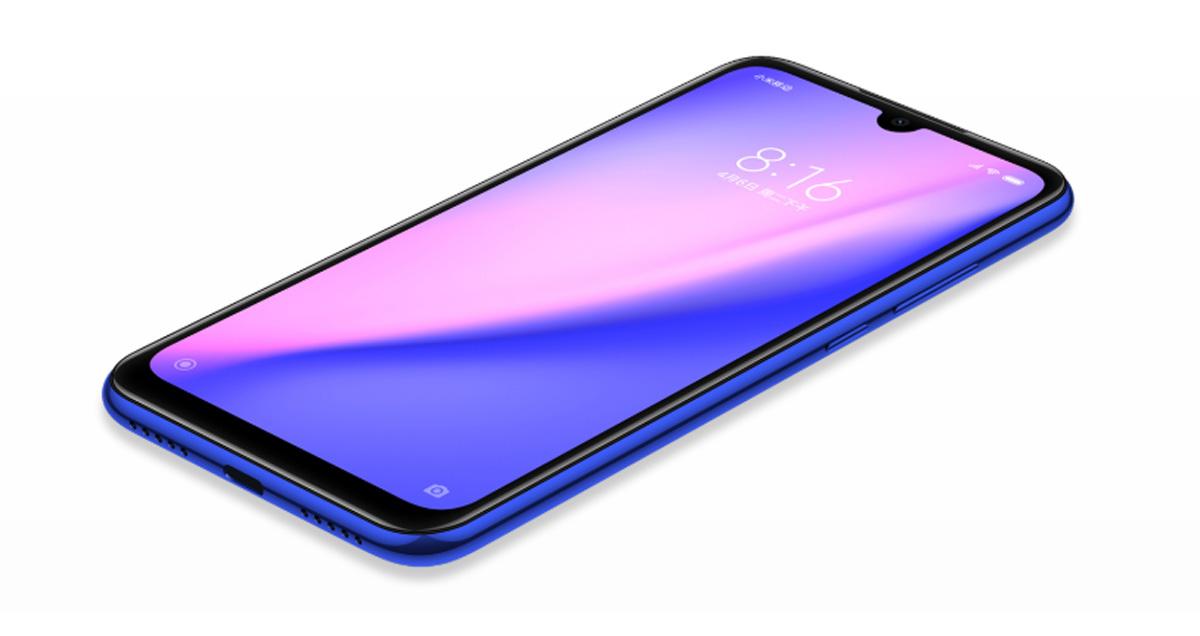 comparativa Xiaomi Redmi Note 7 vs Motorola Moto G7 Plus pantalla Redmi Note 7