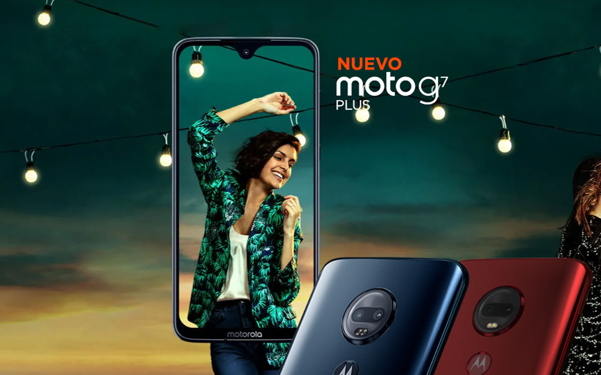 comparativa Xiaomi Redmi Note 7 vs Motorola Moto G7 Plus cámara Moto G7 Plus