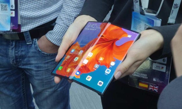 ¿Qué pasa con el móvil flexible de Samsung, Huawei o Xiaomi?