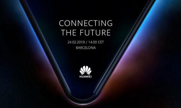 Huawei confirma su móvil plegable para el MWC