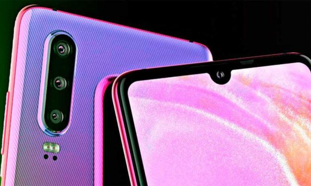 Esta es la fecha oficial de presentación del Huawei P30