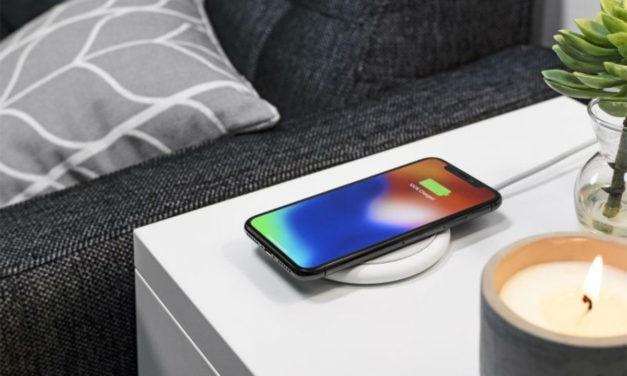 Los próximos iPhone podrán cargar otros dispositivos de forma inalámbrica