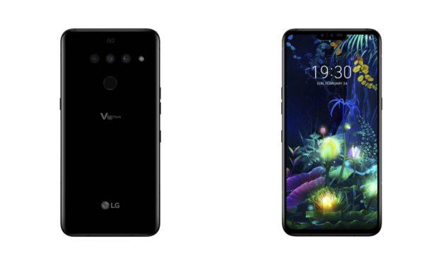 LG V50 ThinQ 5G, características y precio