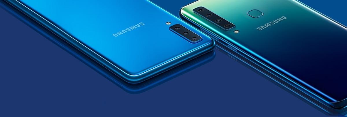 Aparece la lista completa de características de los Samsung A50, A30 y A10