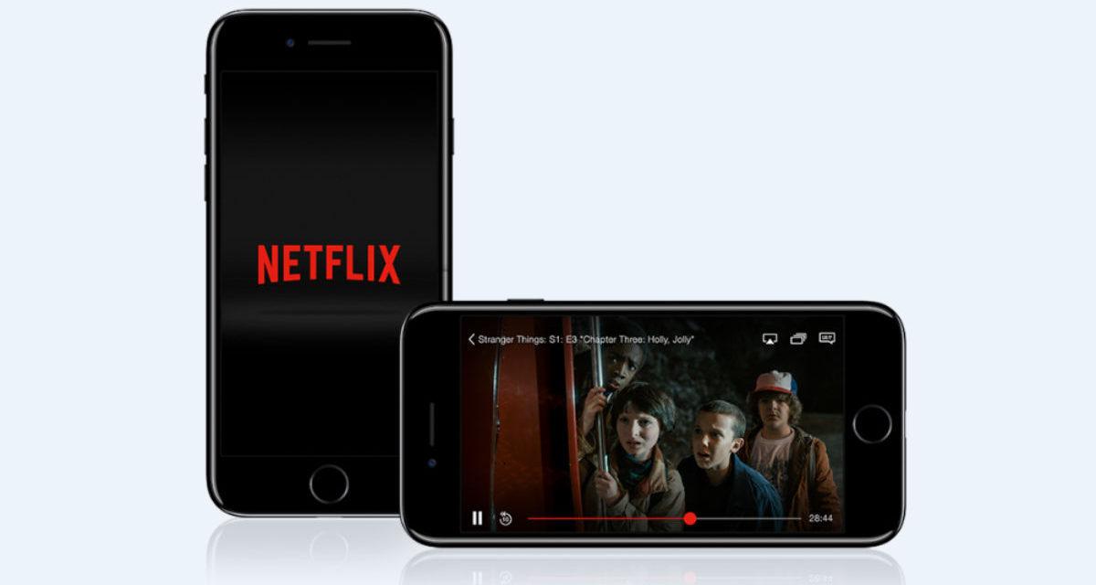 Qué son las descargas inteligentes de Netflix y cómo usarlas en iPhone