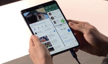 Samsung Galaxy Fold, así es el móvil plegable de Samsung