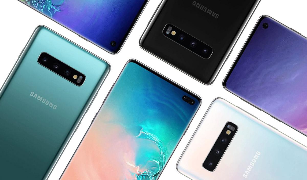 Ya puedes descargar los fondos de pantalla del Samsung Galaxy S10