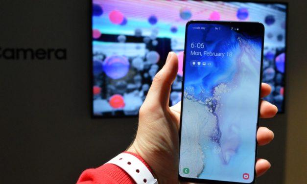 Samsung Galaxy S10 5G, la apuesta de Samsung para las redes del futuro