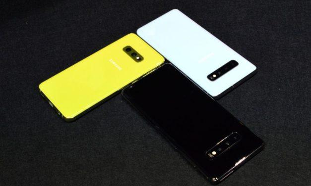 Precios y tarifas de los Samsung Galaxy S10 con Movistar