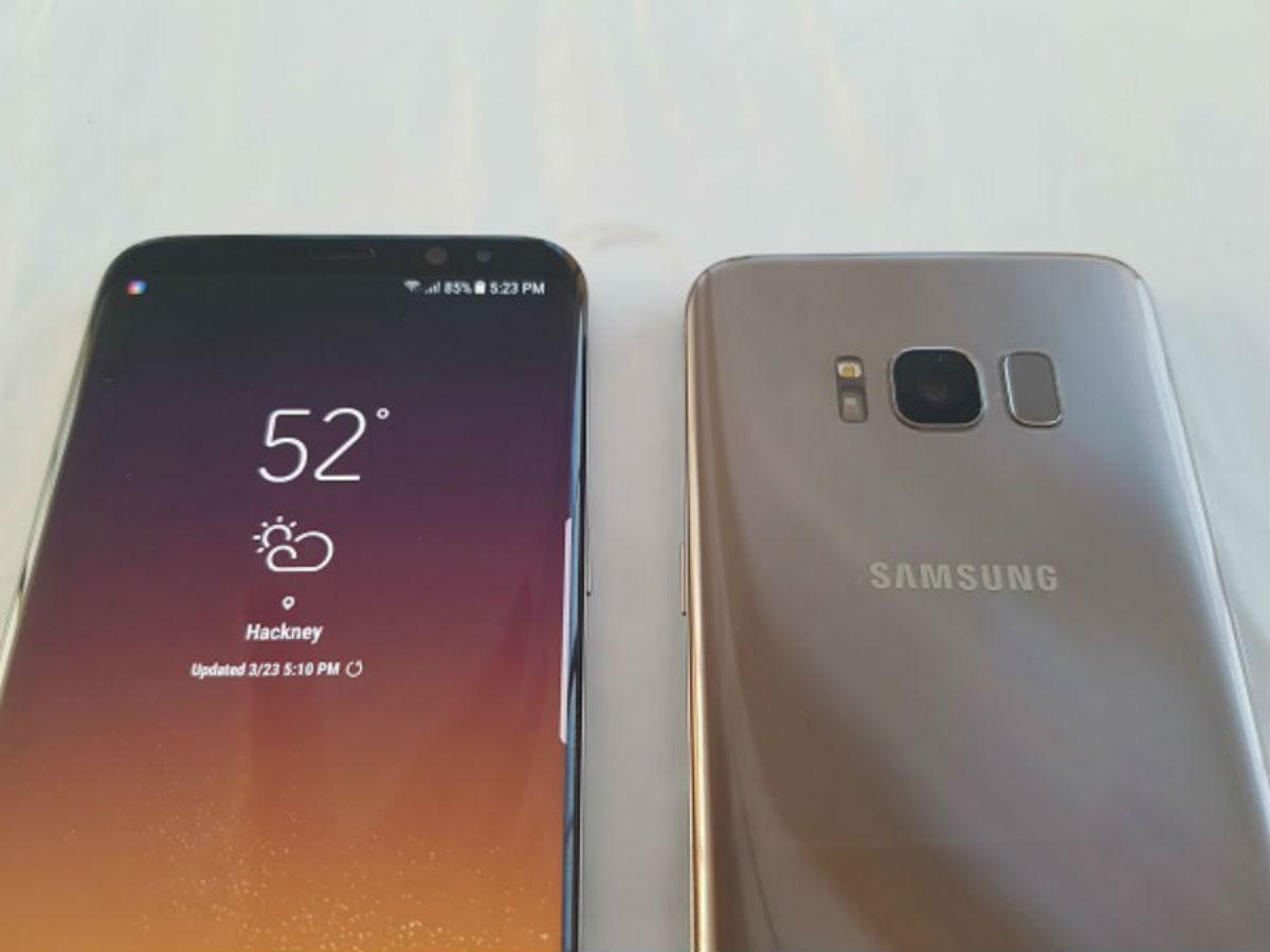 Disponible la tercera beta de Android 9 para el Samsung Galaxy S8