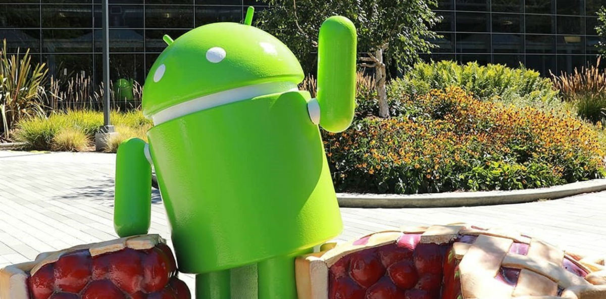 Android 9 Samsung GAlaxy S8