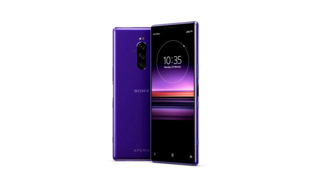 Xperia 1, 10 y 10 Plus, desvelado el diseño de los nuevos móviles de Sony