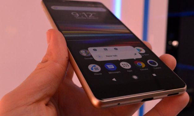 Sony Xperia L3, gama baja con doble cámara y gran batería