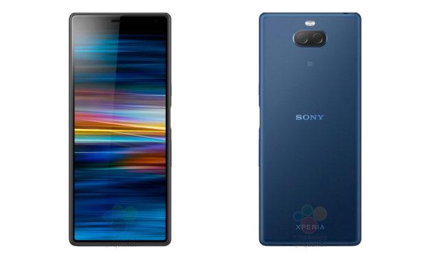 El Sony Xperia XA3 aparece en imágenes de prensa