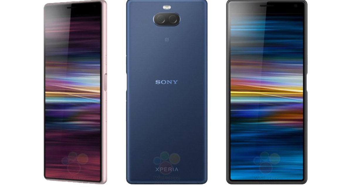 El Sony Xperia XA3 aparece en un vídeo real mostrando su pantalla