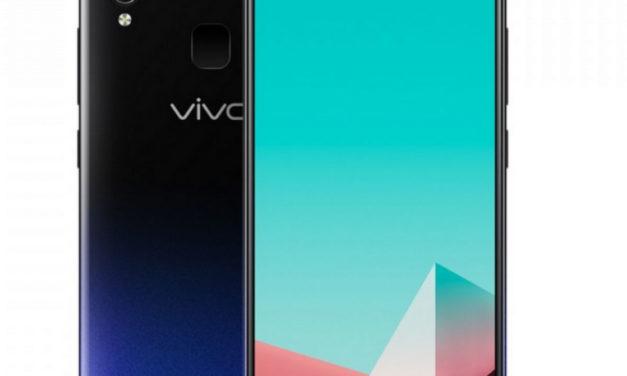 Vivo U1, nuevo móvil con gran batería