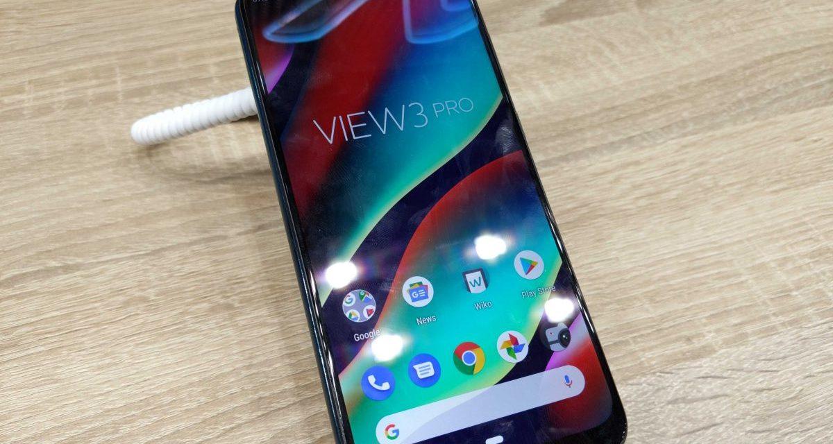 Wiko View3 Pro, características y precio