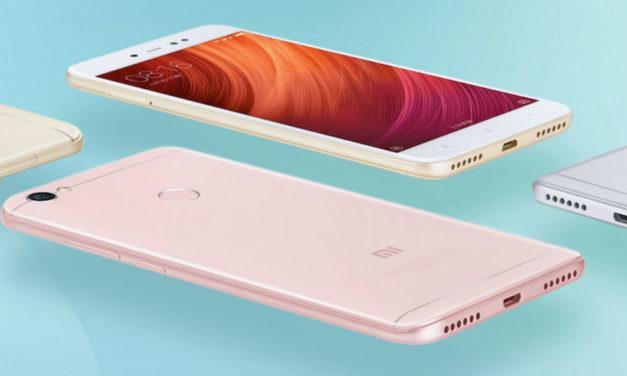 Los Xiaomi Redmi Note 5A y 5A Prime empiezan a recibir MIUI 10