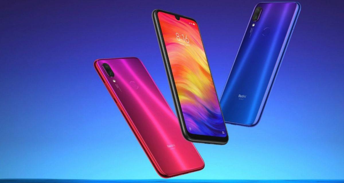 Las características del Xiaomi Redmi 7 aparecen en la red