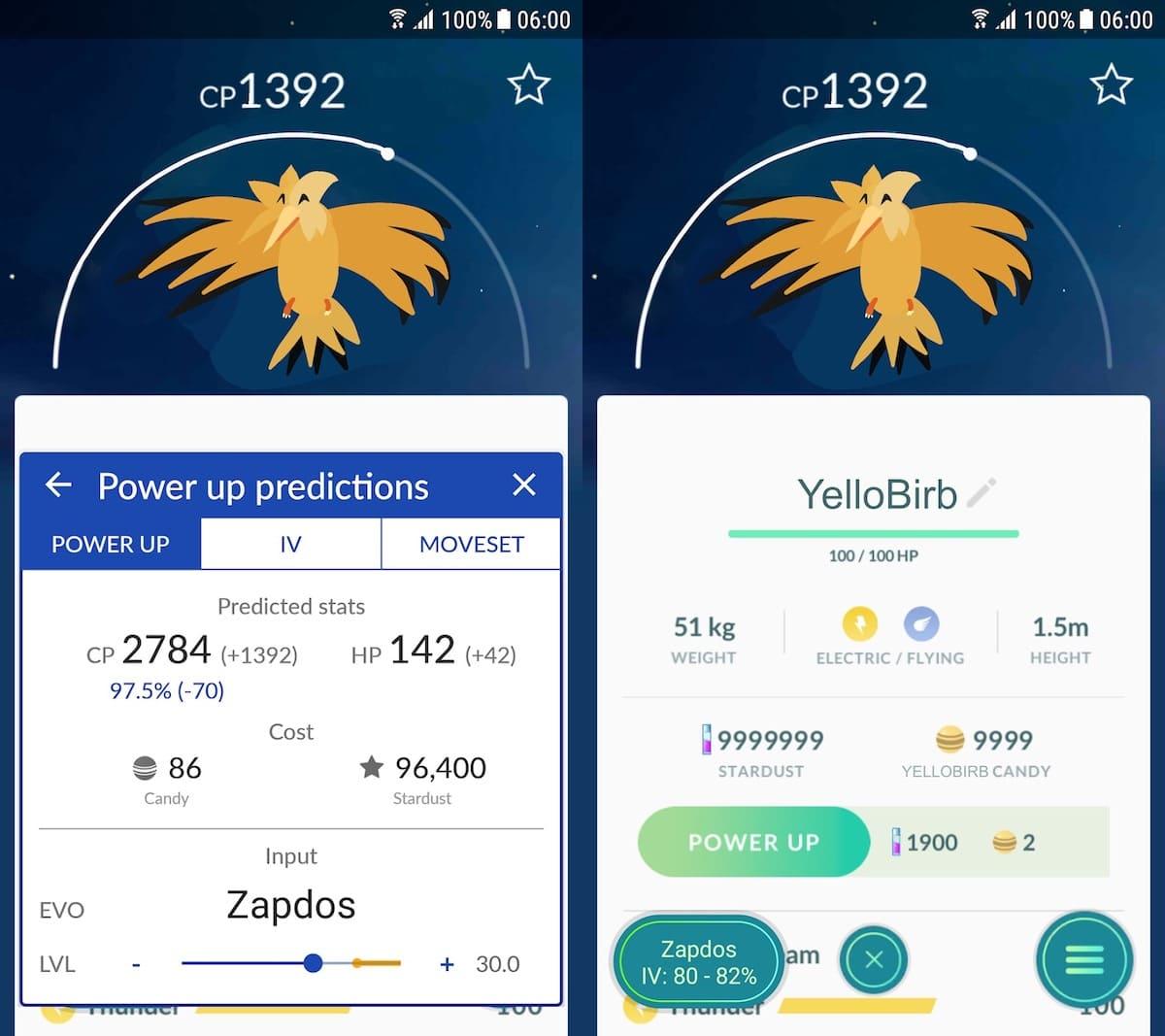 Calculadora IV Pokémon GO: 5 apps para calcular el IV de Pokémon