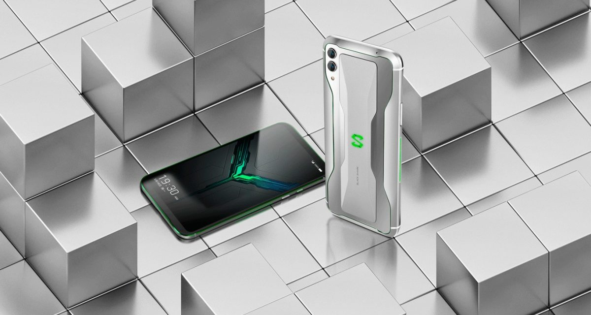 Black Shark 2, el móvil gaming de Xiaomi con 12 GB de memoria RAM