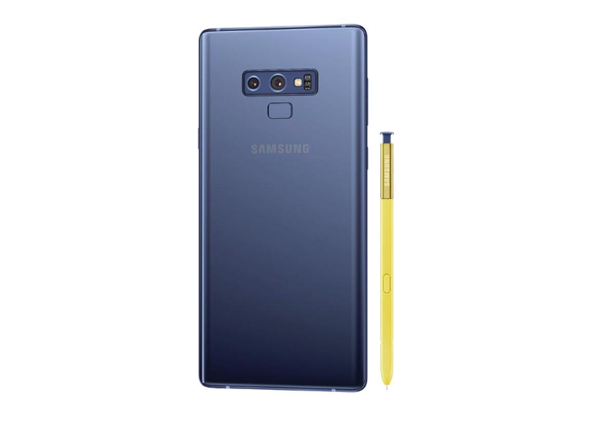 comparativa Samsung Galaxy S10+ vs Samsung Galaxy Note 9 final Note 9