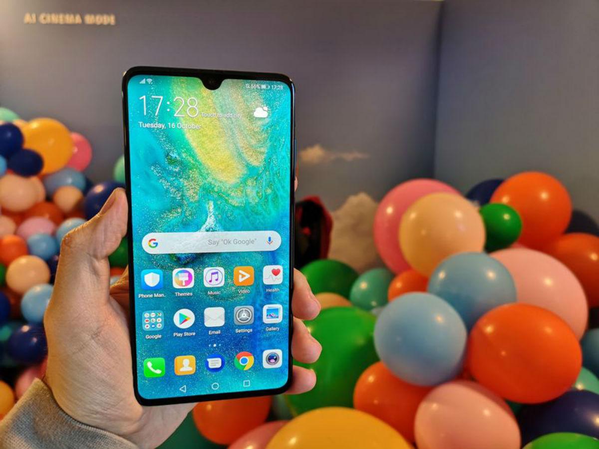 Aparecen los primeros detalles del Huawei Mate 30