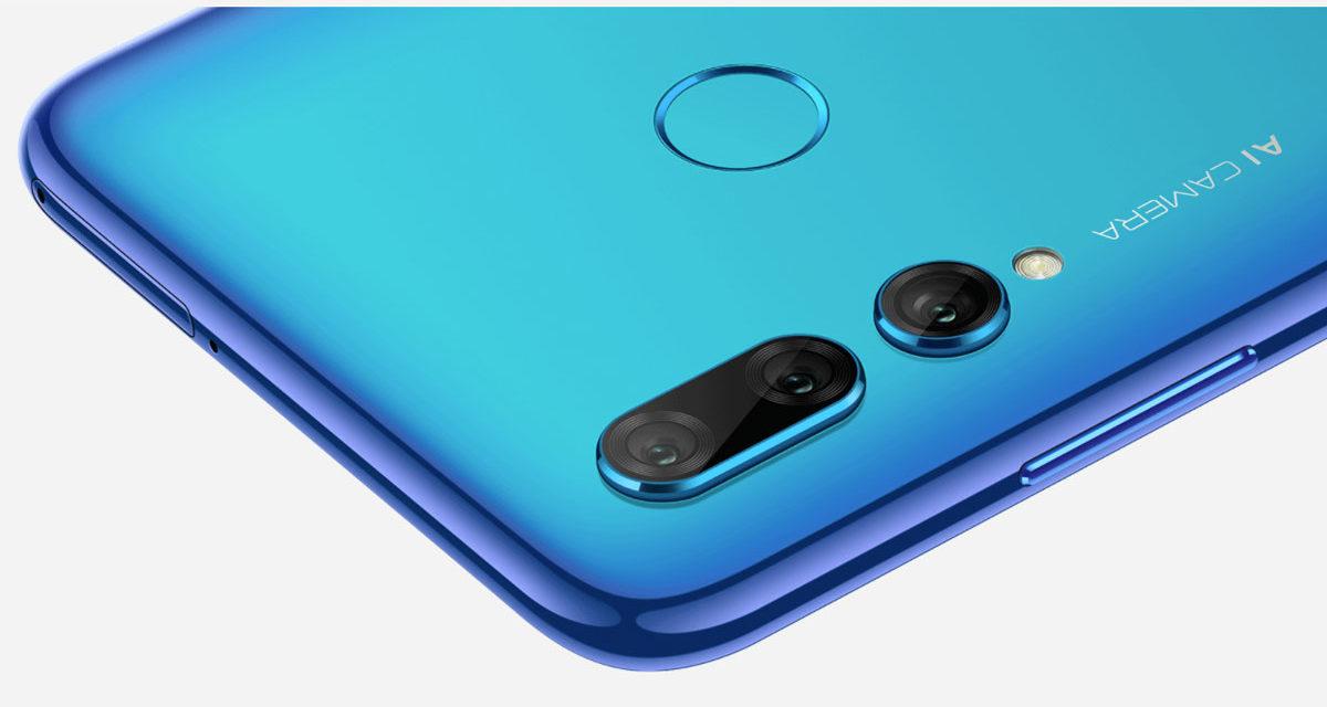 Huawei P Smart+ 2019, la triple cámara llega a la gama media