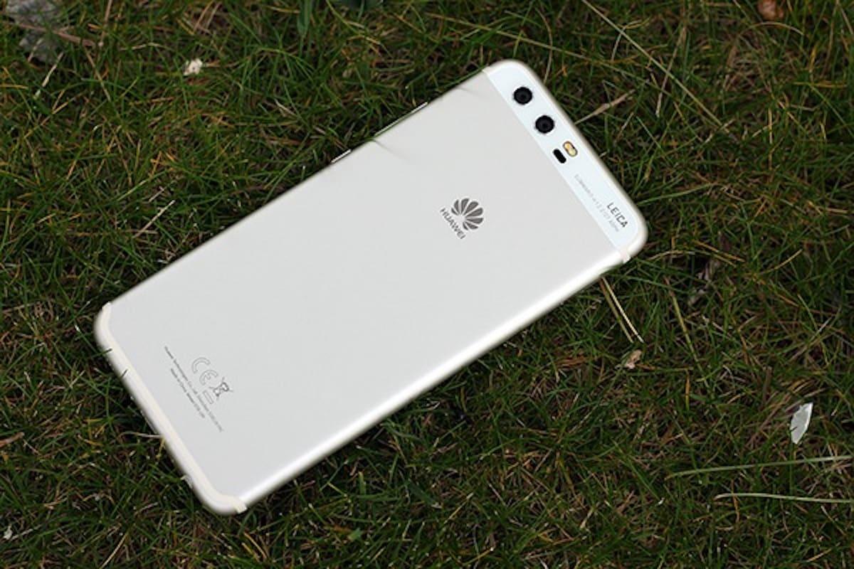 El Huawei P10 comienza a actualizar a Android 9 Pie
