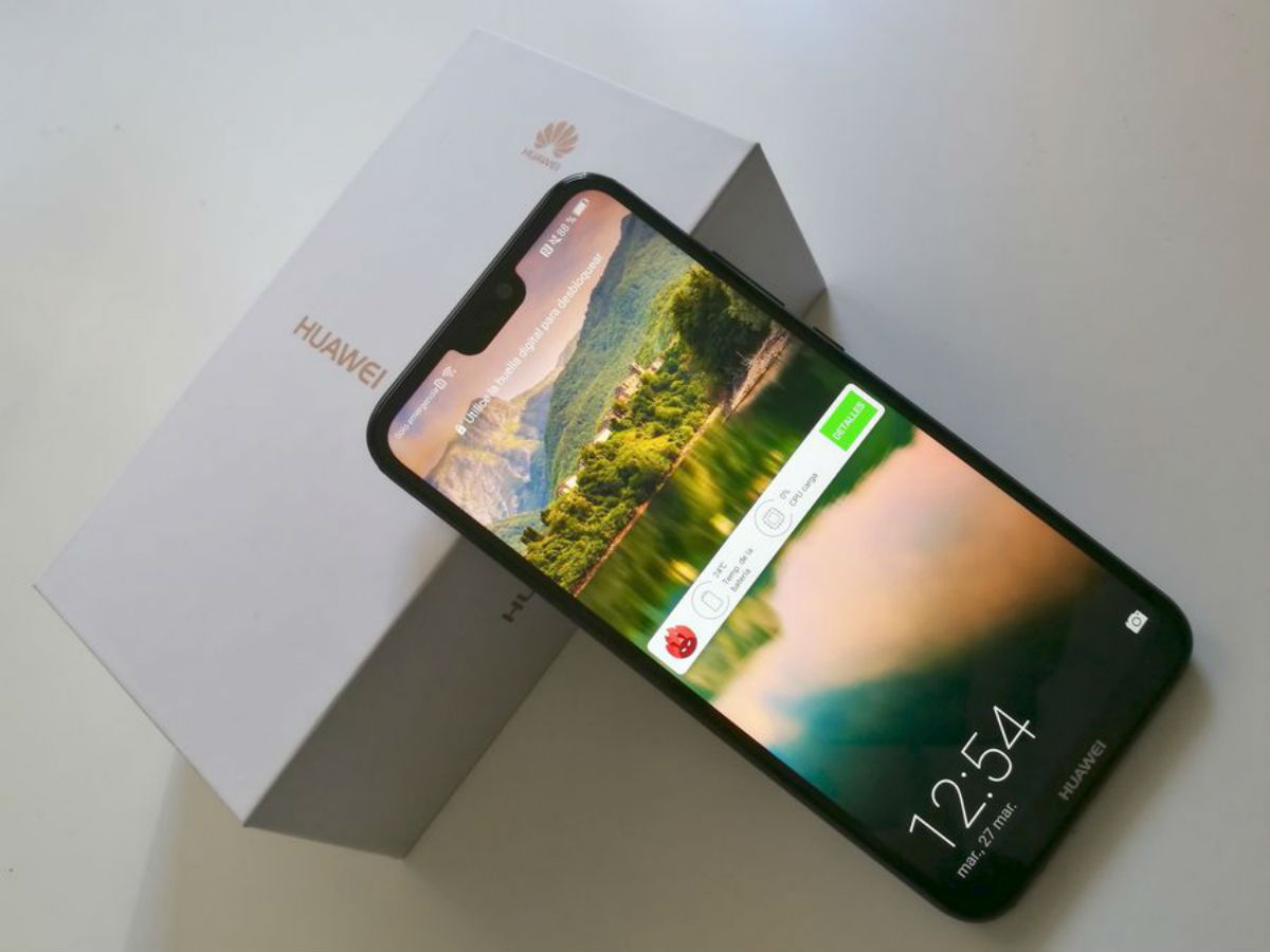 🔥 P20 lite android 9 download | Android Pie update status Huawei