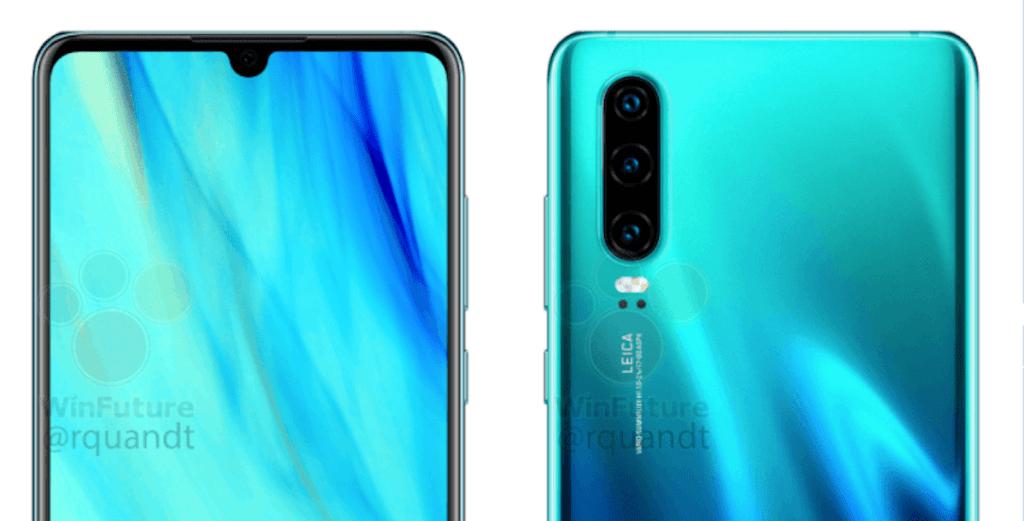 El Huawei P30 Lite aparece en fotografías reales