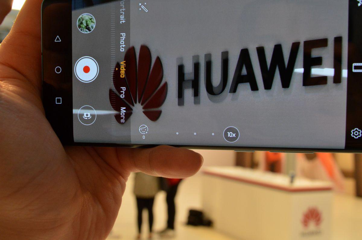 Huawei AIS