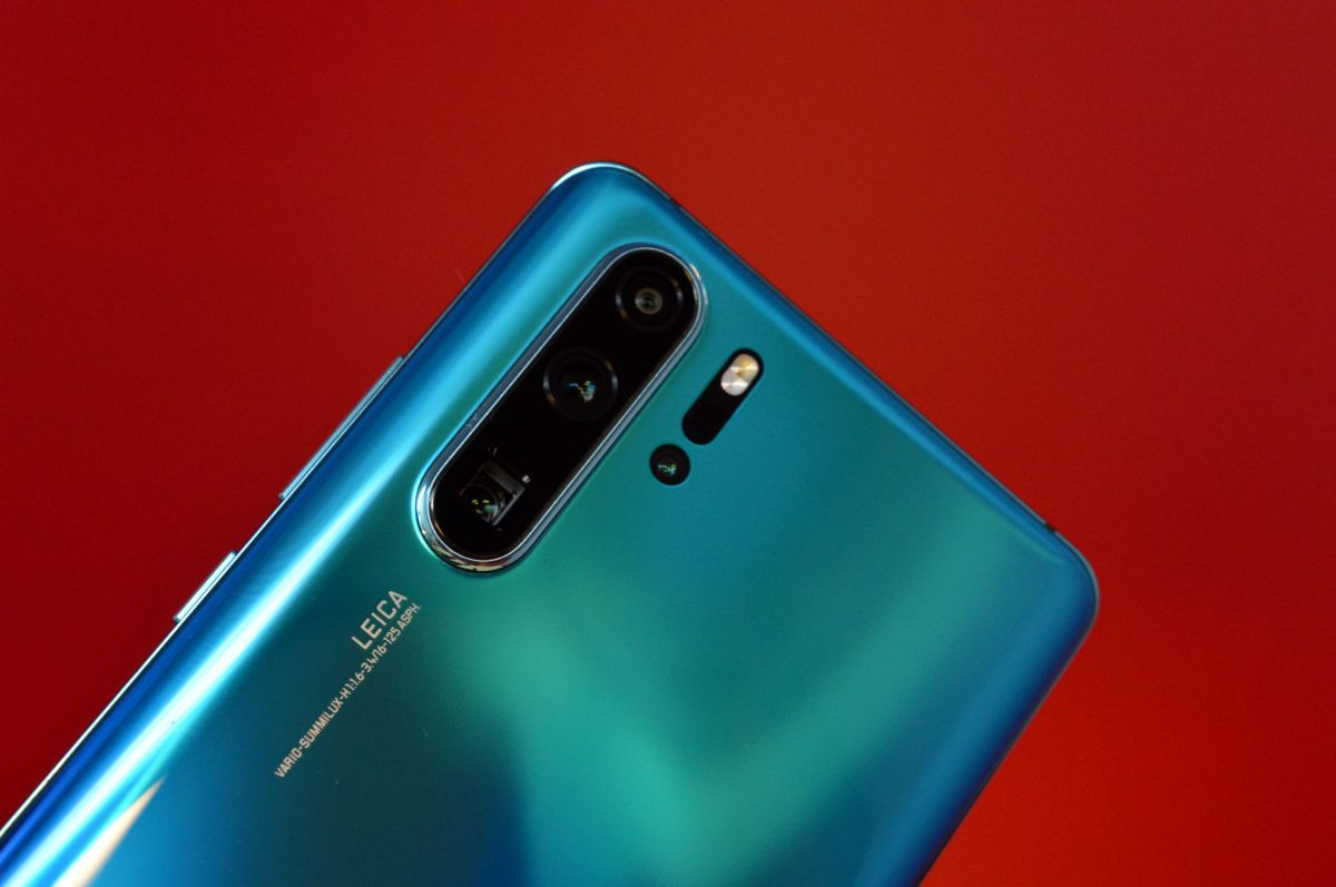 Huawei P30 Pro, móvil Premium con zoom 50x