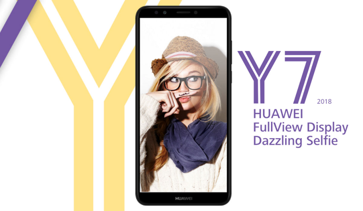 Huawei Y7 2018 Android