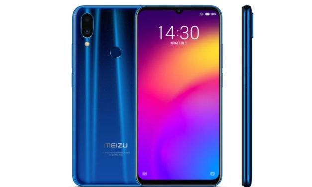 Meizu Note 9, el gama media que rivalizará con el Xiaomi Redmi Note 7 Pro