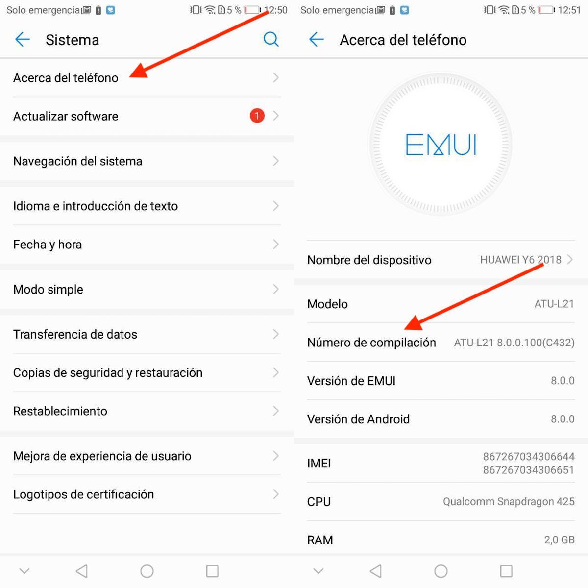 11 trucos del Huawei P Smart y Smart Plus para sacarles todo el provecho 2