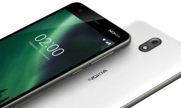 El Nokia 2 se queda sin Android 9 Pie oficialmente
