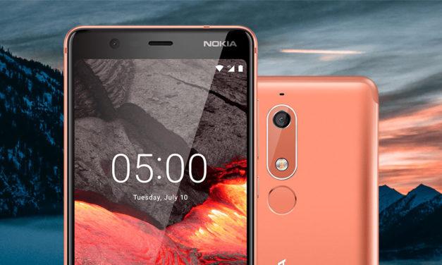 Android 9 Pie llega al Nokia 5.1 de forma oficial
