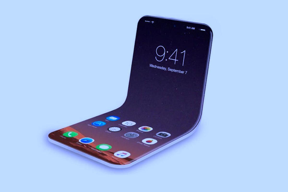 Apple estaría trabajando en un iPhone plegable con una peculiar característica
