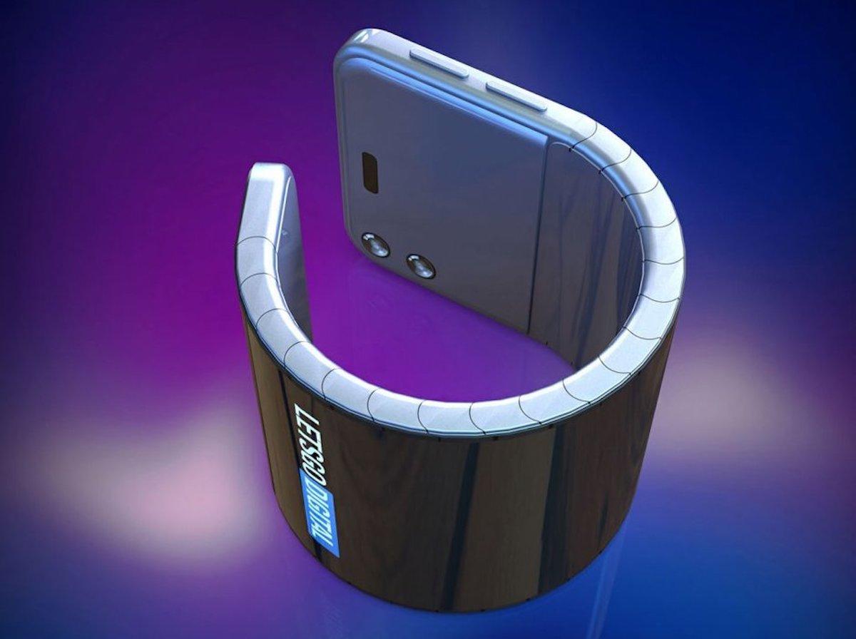 patente samsung movil pulsera 4