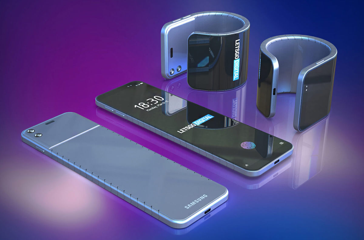 patente samsung movil pulsera 5