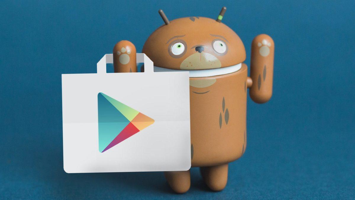 Error 910 de Google Play Store: qué es, causas y solución 1