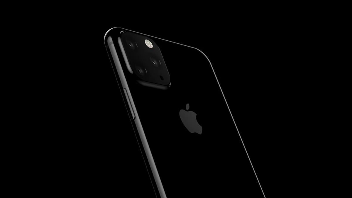 El iPhone XI podría tener una triple cámara trasera