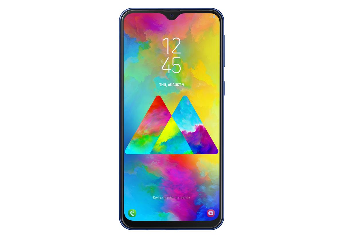 Galaxy M20 precio
